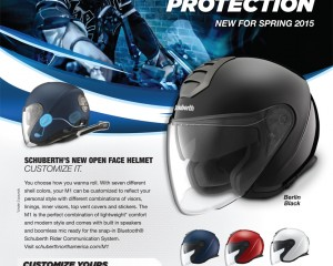 Schuberth: M1 Premium Personalized Protection