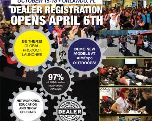AIMExpo Dealer Ad