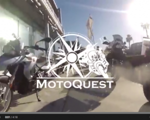 MotoQuest New Year Camp N Ride video